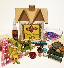 LadyJane Studios Faery House DELUXE Box Art Kit