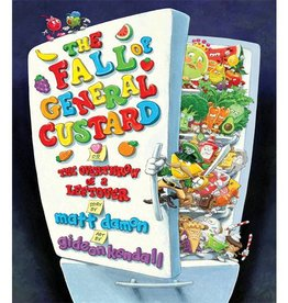 White Cloud Press The Fall of General Custard - HC