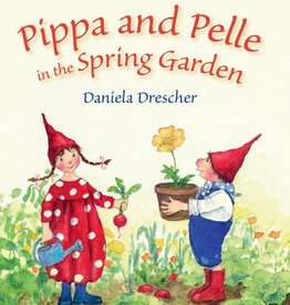 Floris Books Pippa and Pelle in the Spring Garden - BB