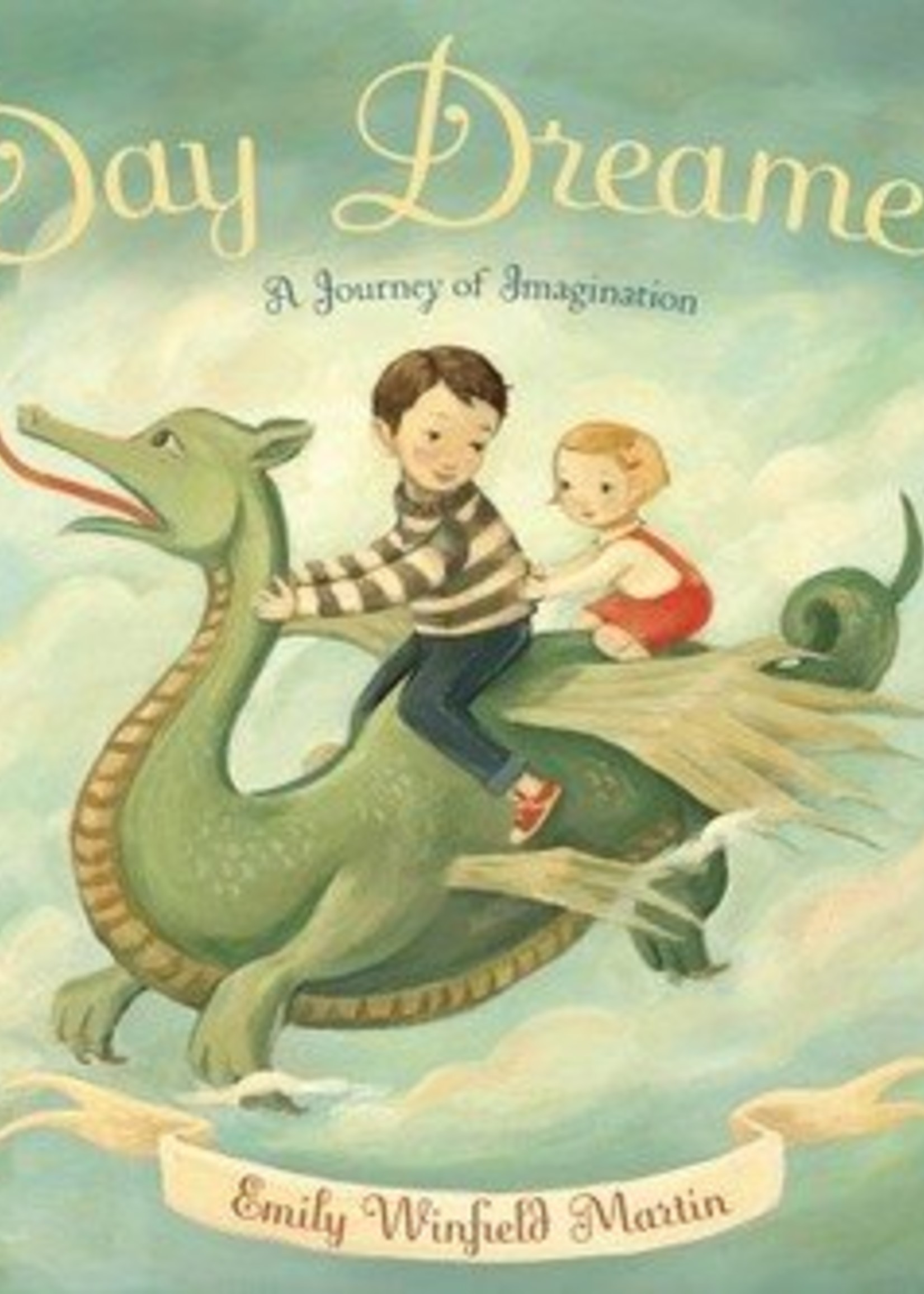 Penguin Random House Day Dreamers, A Journey of Imagination - Board Book