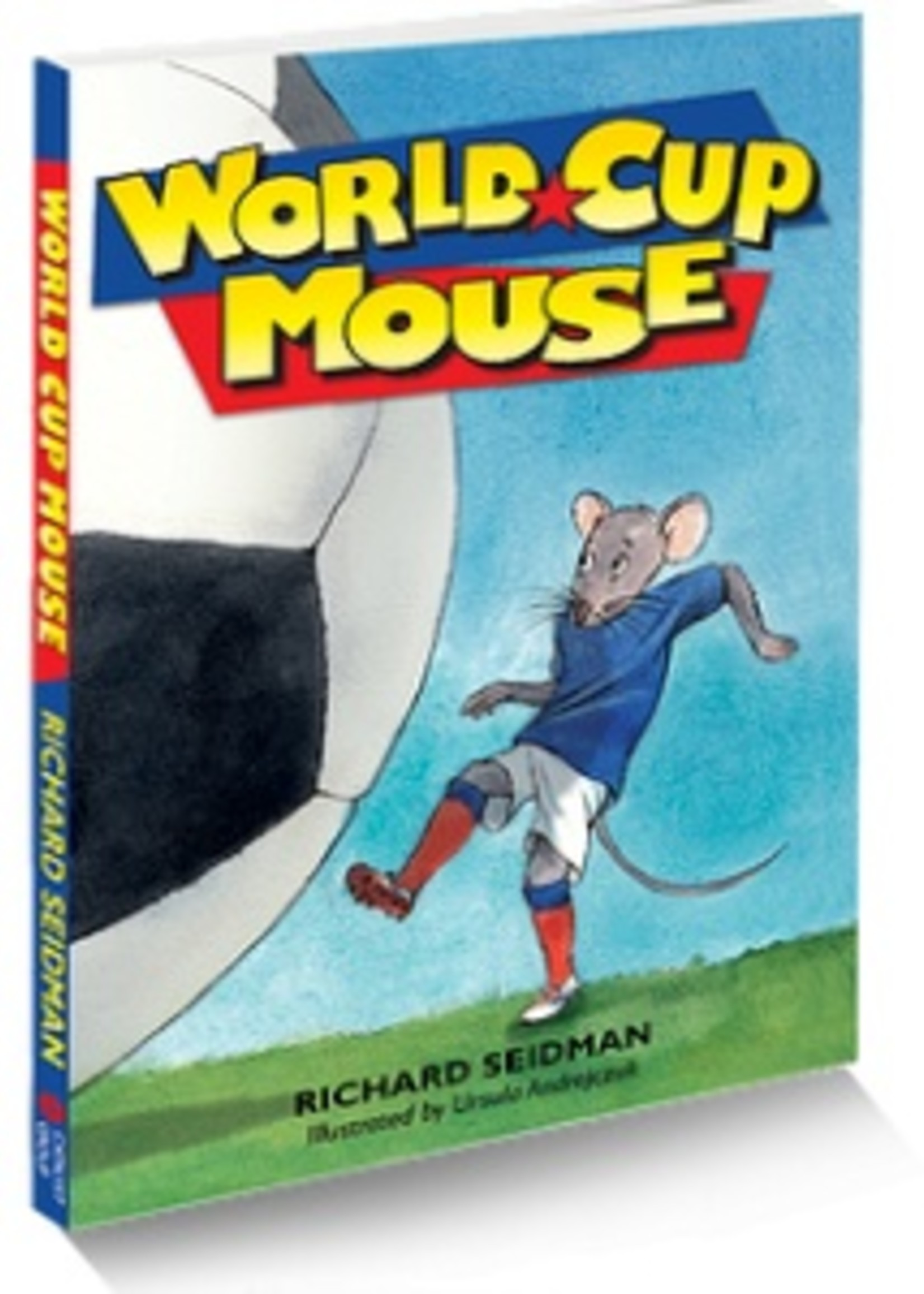 World Cup Mouse - Paperback