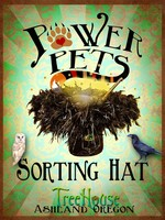 LadyJane Studios Your Power Pet Chosen from the Sorting Hat