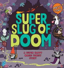 Scholastic Super Slug of Doom - HC