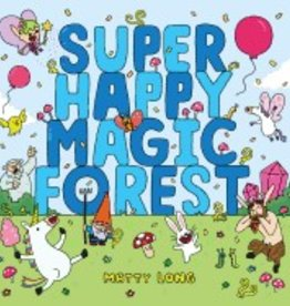 Scholastic Super Happy Magic Forest - HC