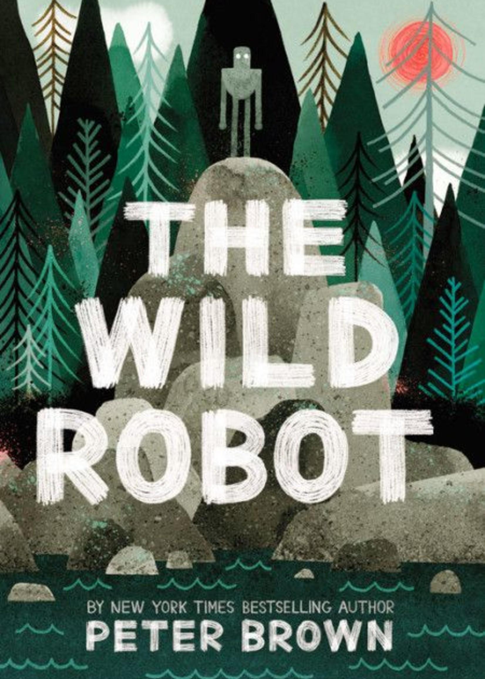 The Wild Robot #01 - Hardcover
