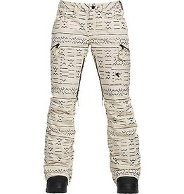 burton Snowboards 2019 Burton Women's Gloria Pants - Canvas Bogolanfini
