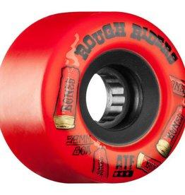 Bones Bones ATF Rough Rider Shotgun Wheels 56mm Red (set of 4)