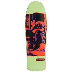"Santa Cruz Skateboards Santa Cruz Skateboards Knox Punk Re-Issue Deck 9.98"" x 31.66"""