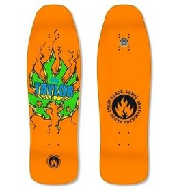 Black Label Black Label Auby Taylor Breakout Deck 9.5 x 31.5 - Orange