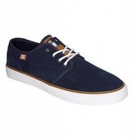 DC DC Studio S Skate Shoes - Midnight