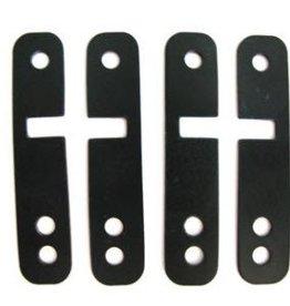 Loaded Loaded Longboards - Drop Thru Shock Strips ( Set of 4 )