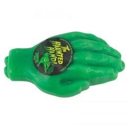Creature Creature Haunted Hand Skate Wax - Green