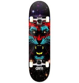 """ATM ATM Skateboard Complete - Space Tiger - 7.5"""" x 31"""" x 14WB"""