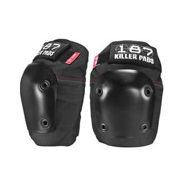 187 Killer Pads 187 Killer Pads Fly Knee Pad Black -