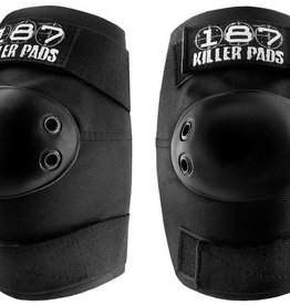 187 Killer Pads 187 Killer Pads Elbow Pads - Black -