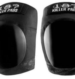 187 Killer Pads 187 Killer Pads Pro Knee Pad Black/Black