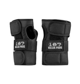 187 Killer Pads 187 Killer Pads Wrist Guard - Black