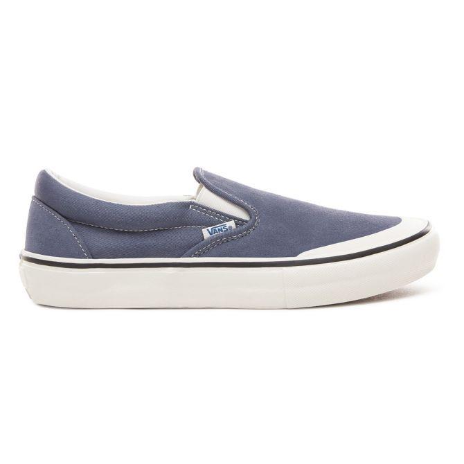 Vans Vans Slip On Pro Skate Shoes - Retro Grisaille - Attic Skate ... fdfa630ee