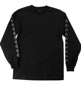 Independent Independent x Thrasher Pentagram Cross LS Shirt - Black