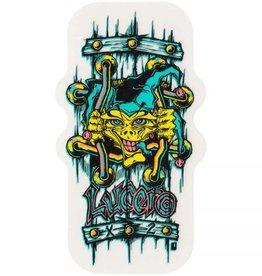 Black Label Black Label Lucero X2 Stickers  Large - Assorted Colors