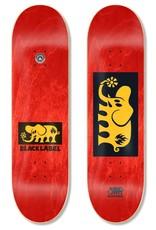 Black Label Black Label Elephant Block Skateboard Deck -