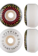 Spitfire Wheels Spitfire Wheels Grant Taylor Pro Classics 56mm 99a (set of 4)