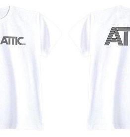 ATTIC Attic thats 70s T-Shirt White