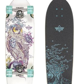 Dusters Dusters Cazh Regrowth Cruiser Complete Skateboard - 29.5""