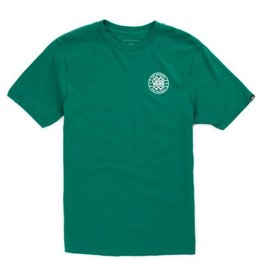 Vans Vans Checker Co. Youth T-Shirt - Evergreen