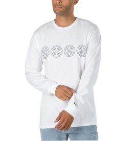 Vans Vans x Independent LS T-Shirt - White