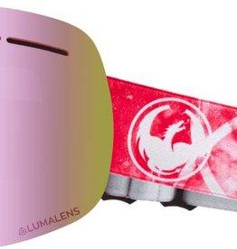 Dragon Alliance 2019 Dragon Alliance X1s Goggles Galaxy/LL Pink Ion +LL DkSmk