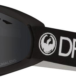 Dragon Alliance 2019 Dragon Alliance DX Goggles Black/LL Dk Smk