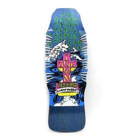"Dogtown Dogtown Skateboards Aaron Murray Reissue Skateboard Deck 10.25"" x 31"" - Blue"