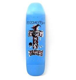 Dogtown Dogtown Skateboards Stonefish Pool Deck 8.375 x 32.5 - Baby Blue