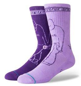 Stance Stance Men's Socks - Love Hate - Large (9-12)