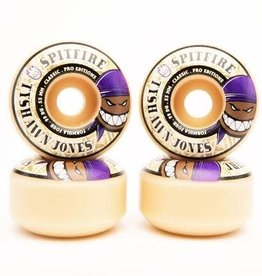 Spitfire Wheels Spitfire F4 99 TYSHAWN PRO BURNER CLASSIC - 53mm (set of 4)