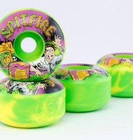 Spitfire Wheels Spitfire F4 99 TOXIC APOCALYPSE - 56mm