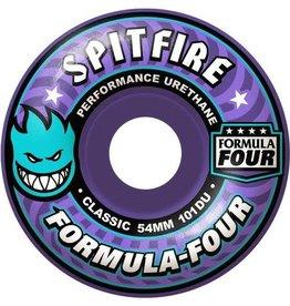 Spitfire Wheels Spitfire F4 Classics 52mm 101a Purple