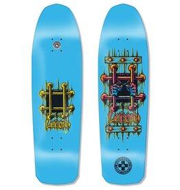 Black Label Black Label Lucero OG Bars Deck 9.25 x 33.25 x 15.5WB - Blue Dip