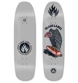 Black Label Black Label Vulture Curb Club Deck 8.88 x 32.25 x 14.75WB - Grey Dip