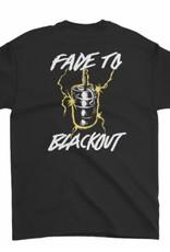 Beer Savage Beer Savage Fade to Blackout T-Shirt - Black