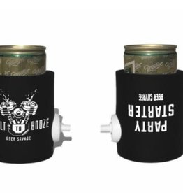 Beer Savage Beer Savage Party Starter Coozie -
