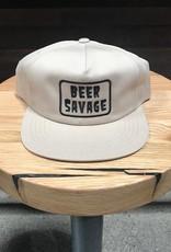 Beer Savage Beer Savage Snapback Hat -