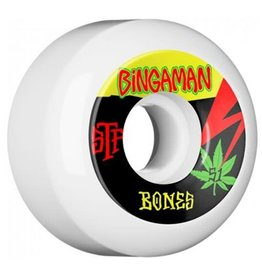 Bones Bones STF V5 Bingaman Attitude Wheels 55mm 103A (set of 4)