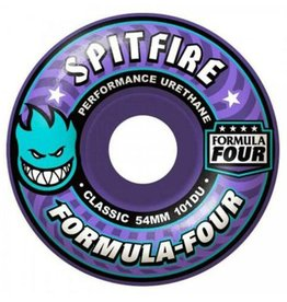 Spitfire Wheels Spitfire F4 Classics 54mm 101a Purple