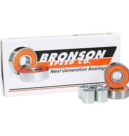 Bronson Speed Co. Bronson Speed Co - G2 Bearings (8 pack)