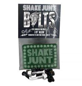 "Shake Junt Shake Junt Kyle Walker Hardware 1"" Allen -Black/White"
