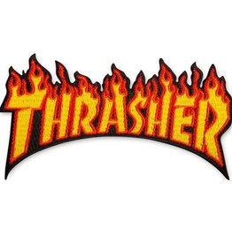 Thrasher Thrasher Flame Logo Patch