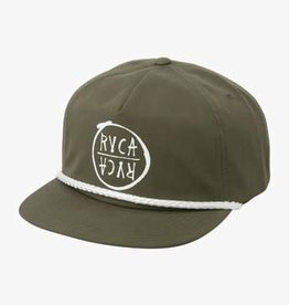 RVCA RVCA Graphic Pack Hat - Green