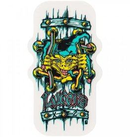 Black Label Black Label Lucero X2 Sticker  Large - Assorted Colors